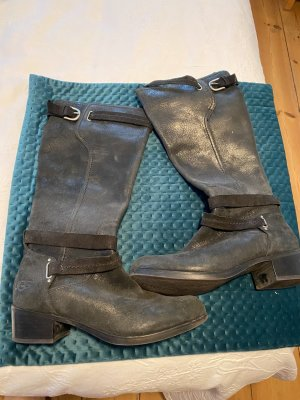 UGG Slouch Boots black
