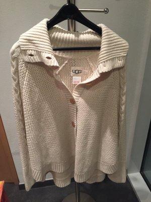 UGG Australia Poncho blanc laine