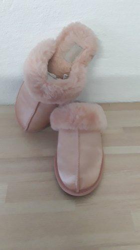 UGG Klompen roze Wol