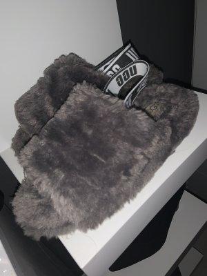 UGG Sandalias para uso en exteriores gris-gris oscuro