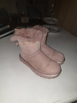Uggs Schuhe Rose farbend
