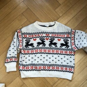 Ugly sweater Christmas  Weihnachts Pullover Pulli M 38 H&M