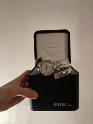 Breil Key Chain silver-colored