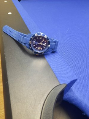 Ice watch Self-Winding Watch dark blue
