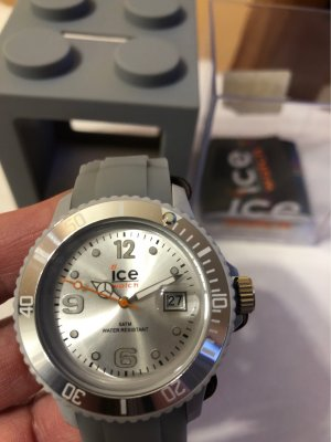 Ice watch Self-Winding Watch grey