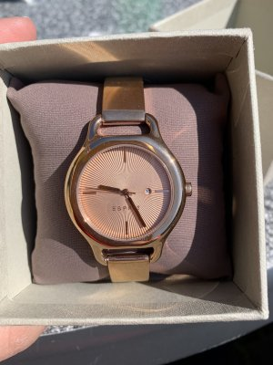 Esprit Analog Watch rose-gold-coloured
