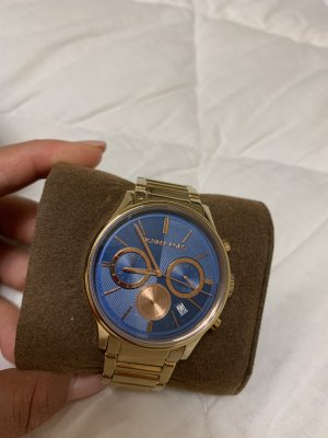 Michael Kors Orologio digitale marrone