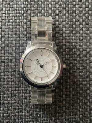 DKNY Analog Watch silver-colored-white