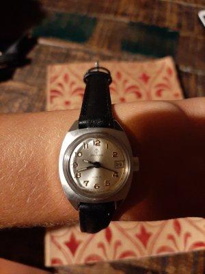 Candino Montre avec bracelet en cuir noir