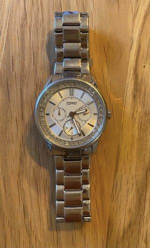 Esprit Analoog horloge zilver