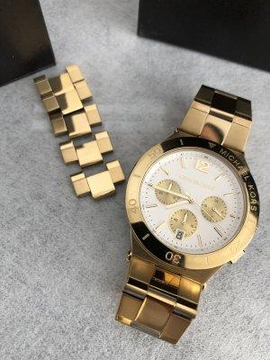 Michael Kors Horloge met metalen riempje goud