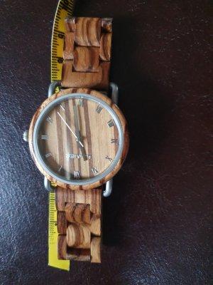 Laimer Zegarek automatyczny brązowy