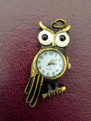 Analoog horloge veelkleurig Metaal
