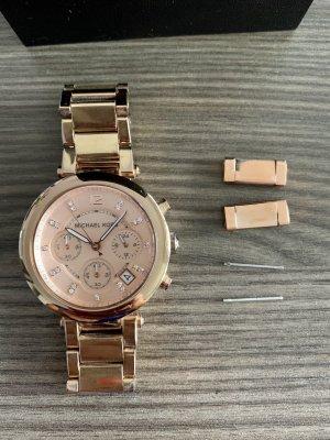Michael Kors Reloj analógico color rosa dorado
