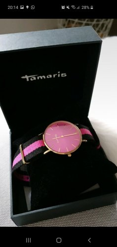Tamaris Montre analogue multicolore