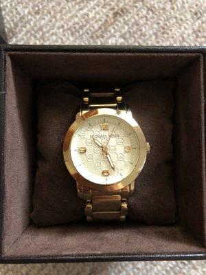 Uhr Michael Kors gold