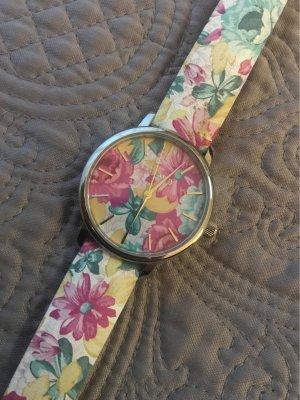 Uhr mit Blumenmuster von Brosway