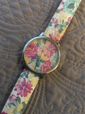 Brosway Watch With Leather Strap multicolored