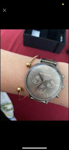 Paul Valentine Reloj con pulsera metálica multicolor
