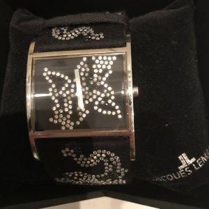Uhr mit Swarovskisteinen von Jaques Lemans