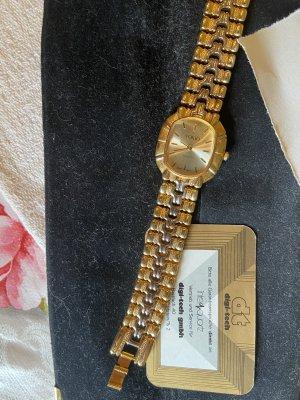Tokyo Doll Zegarek analogowy złoto