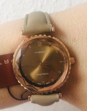 Paterson Zegarek automatyczny w kolorze różowego złota