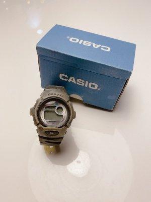 Casio Zegarek cyfrowy Wielokolorowy