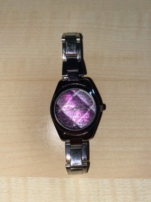 s.Oliver Watch With Metal Strap multicolored