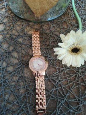 Bijou Brigitte Montre avec bracelet métallique doré