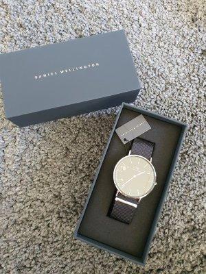 Daniel Wellington Reloj analógico negro