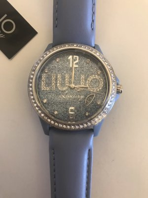 Ajay by Liu Jo Watch With Leather Strap multicolored
