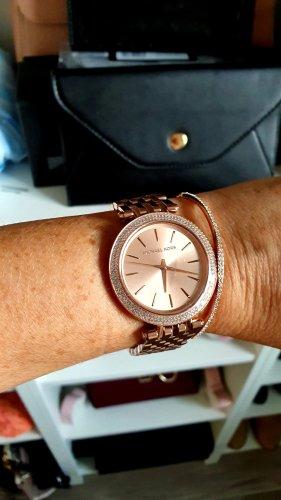 Uhr von Michael Kors rosegoldfarben