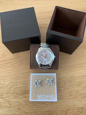 Uhr von Michael Kors, Silber