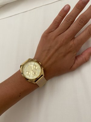 Tommy Hilfiger Analog Watch gold-colored