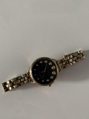 Marc Jacobs Reloj con pulsera metálica color oro
