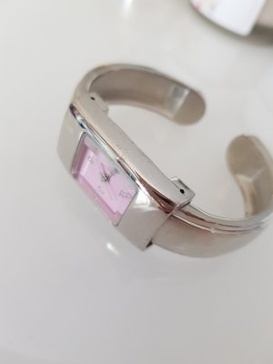Watch Clasp silver-colored-light pink