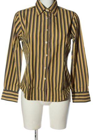 Uli Knecht Long Sleeve Shirt striped pattern casual look
