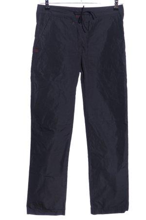 Uli Schneider Pantalone cargo nero stile casual