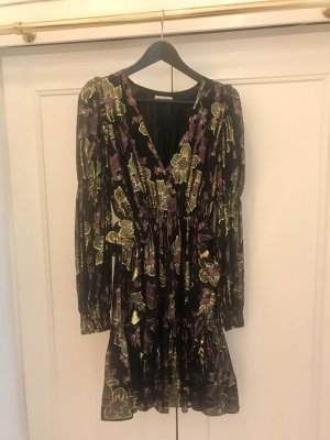 Ulla Johnson Vestido corte imperio multicolor