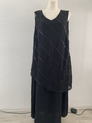 Ulla Popken Maxi Dress black