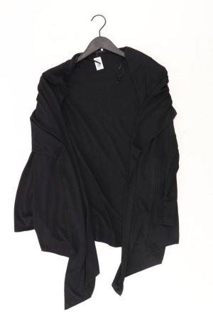 Ulla Popken Cardigan Größe 44 3/4 Ärmel schwarz aus Polyester