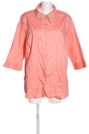 Ulla Popken Hemd-Bluse pink Casual-Look