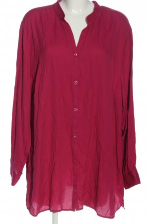 Ulla Popken Camicia blusa rosa stile casual
