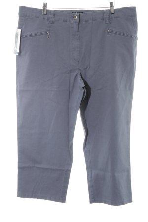 Ulla Popken Hoge taille jeans korenblauw casual uitstraling