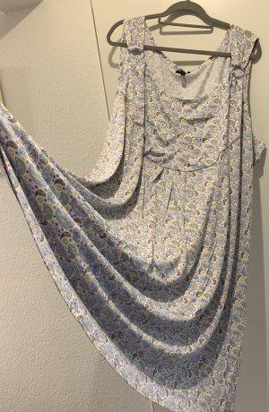 Ulla Popken Summer Dress multicolored viscose