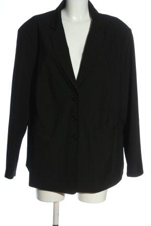 Ulla Popken Short Blazer black business style