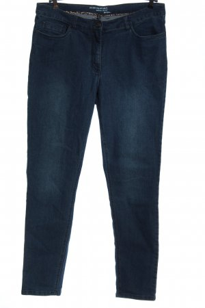 Ulla Popken Tube Jeans blue casual look