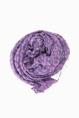 Ulla Popken Scarf lilac-mauve-purple-dark violet