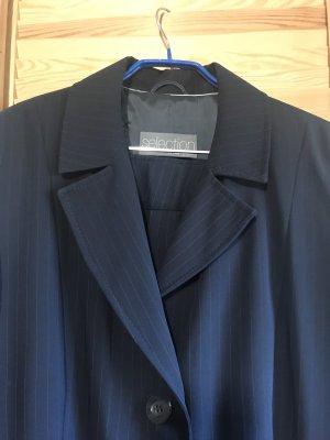 Selection by Ulla Popken Traje de negocios azul oscuro