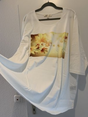 Ulla Popken Camicia fantasia multicolore Cotone